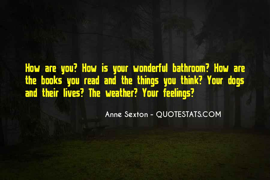 How Wonderful You Are Quotes #236209