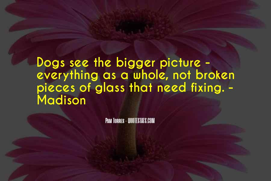 Quotes About Fixing Something Broken #424296