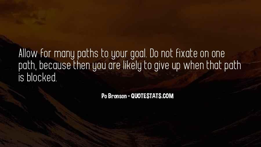 Quotes About Fixate #1738151
