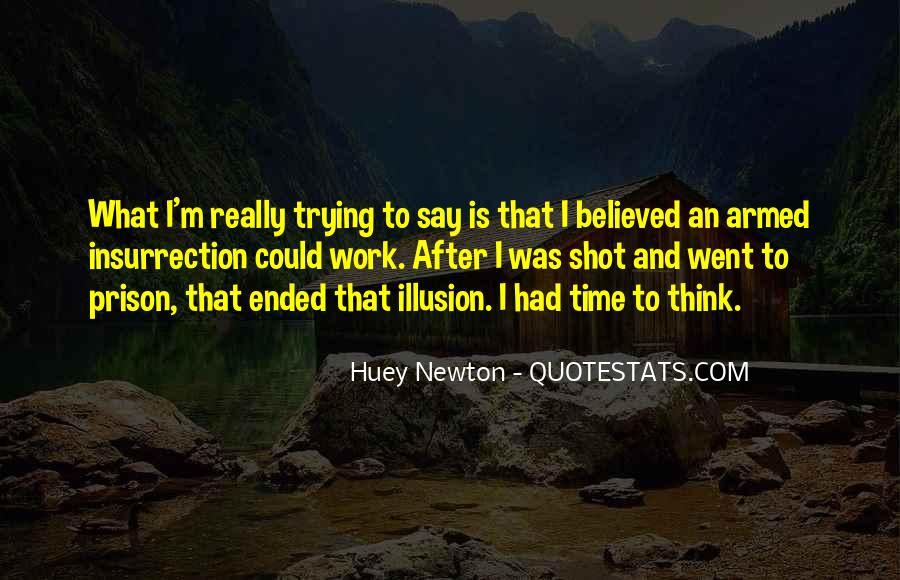 Huey Quotes #34981