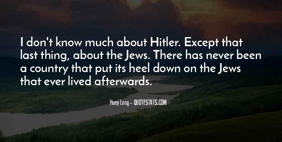 Huey Quotes #462228