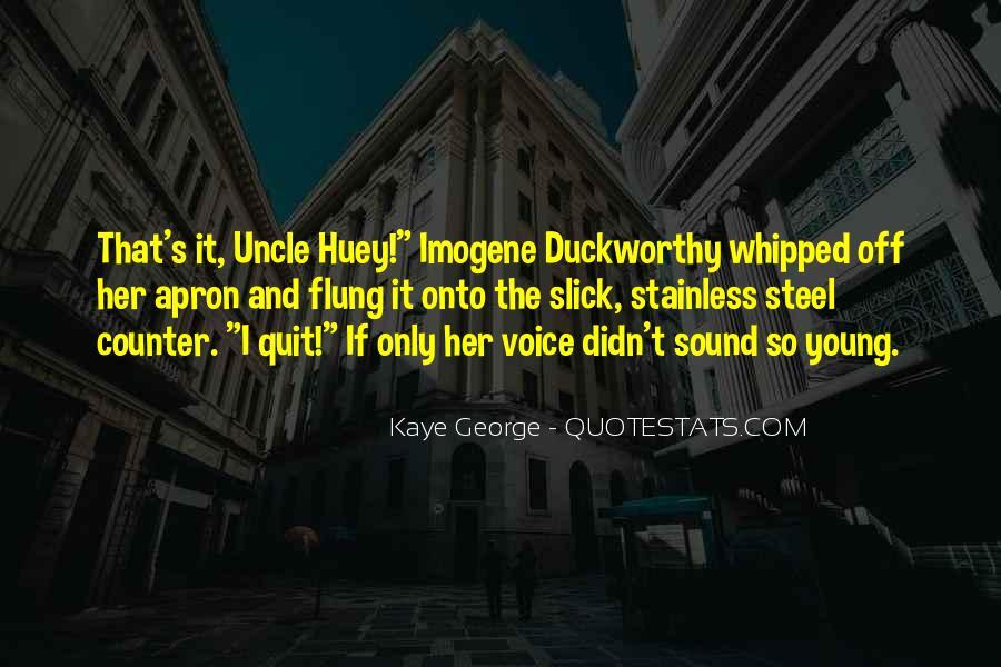 Huey Quotes #984845