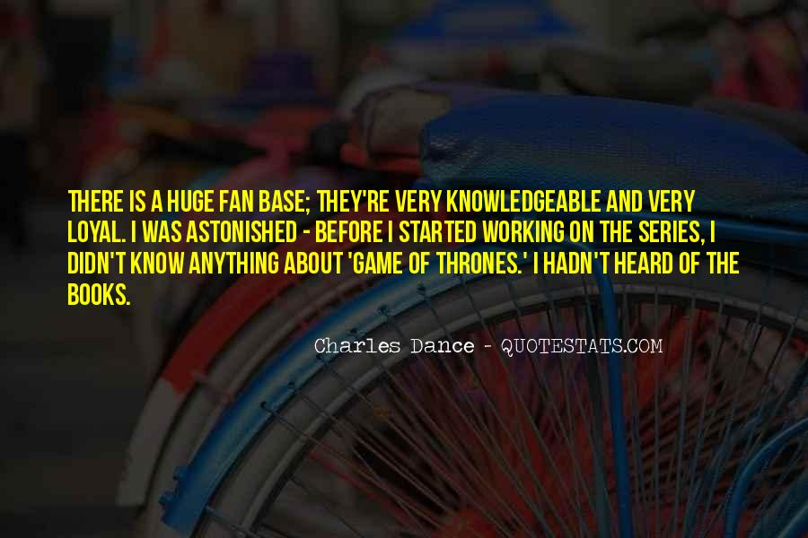 Huge Game Quotes #217912