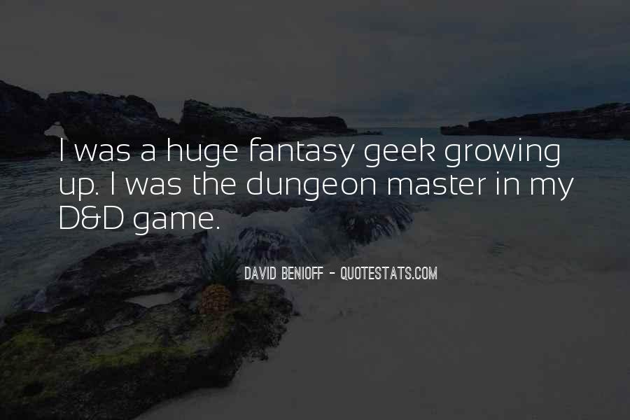 Huge Game Quotes #233865