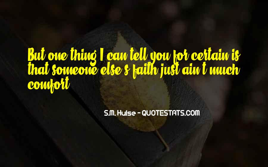 Hulse Quotes #1191059