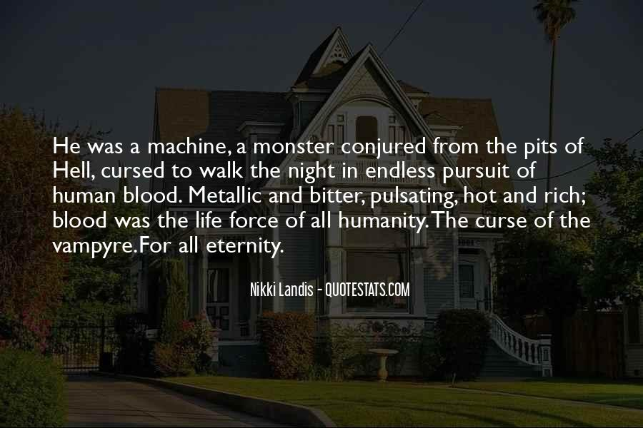 Human And Machine Quotes #1268141