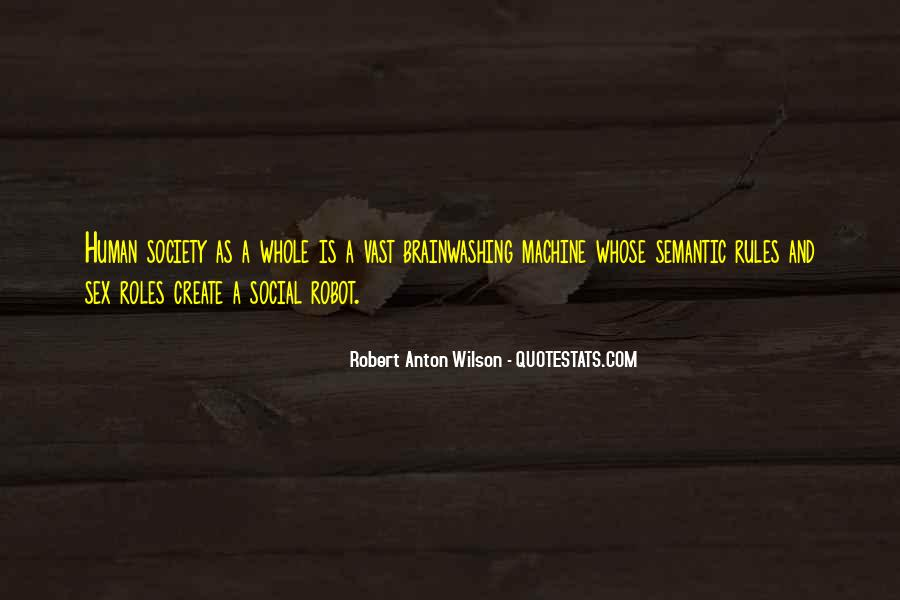 Human And Machine Quotes #1271988