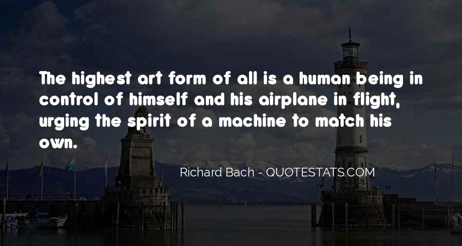 Human And Machine Quotes #220741