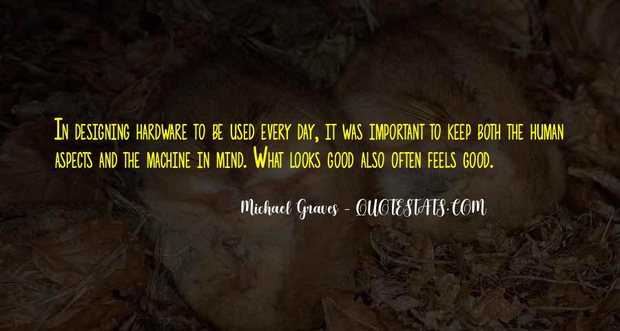 Human And Machine Quotes #274448