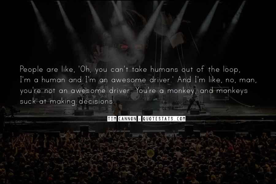Human And Machine Quotes #614869
