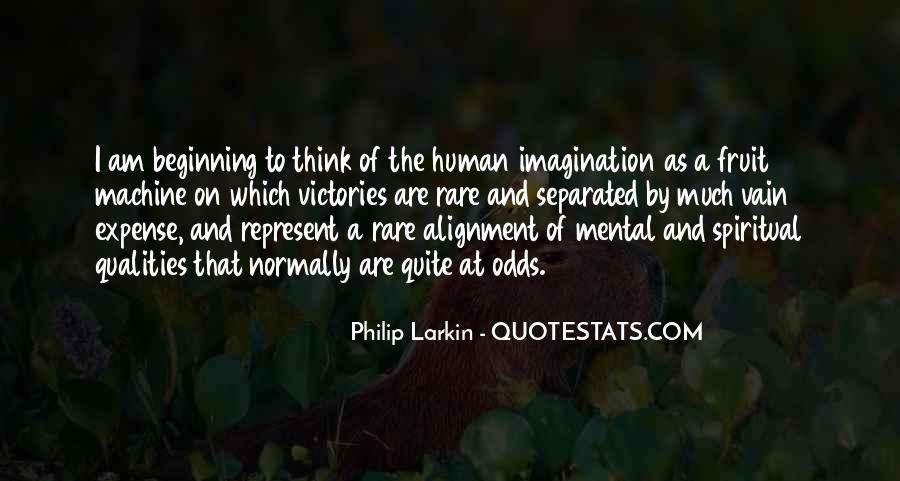 Human And Machine Quotes #713595