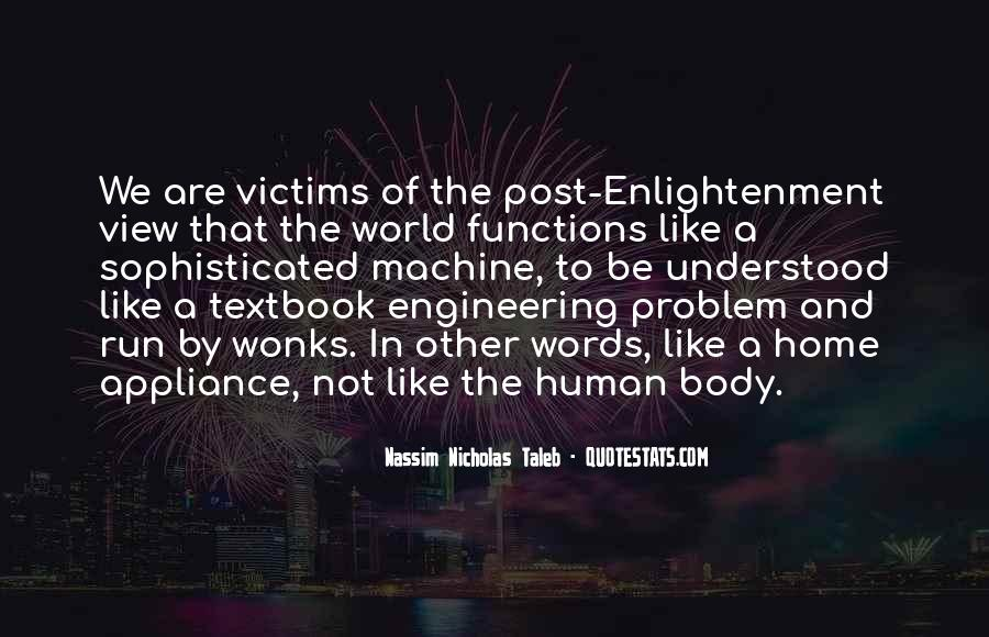 Human And Machine Quotes #906117