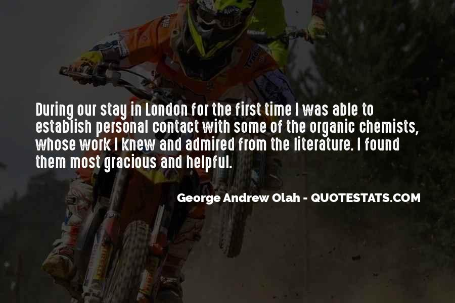 Quotes About First Time In Work #880892