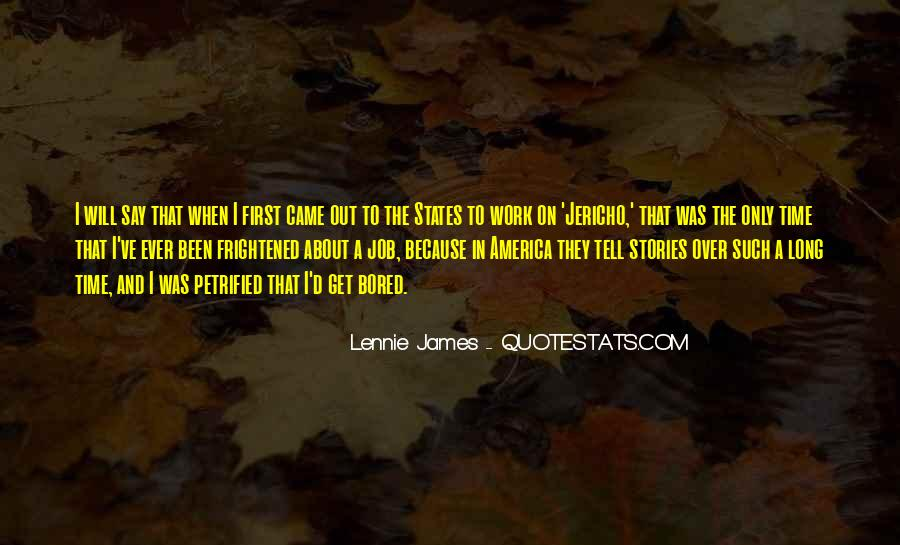 Quotes About First Time In Work #970841