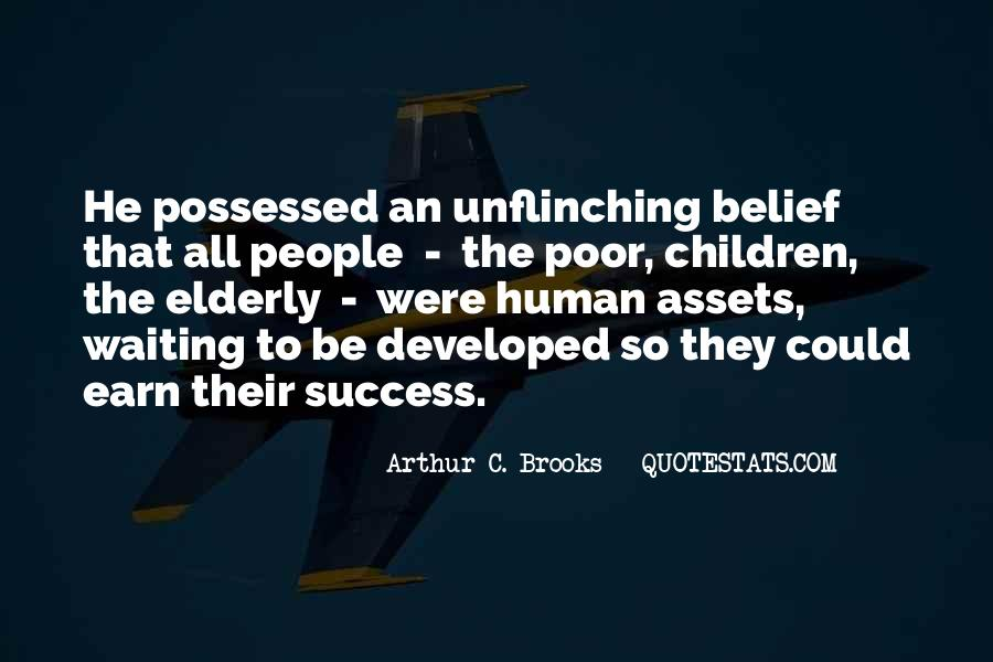 Human Assets Quotes #1582824