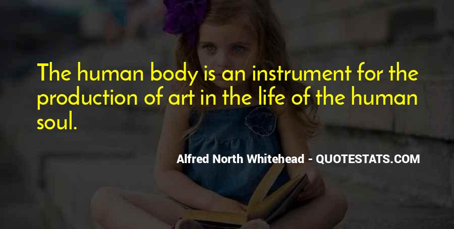 Human Body And Art Quotes #752253