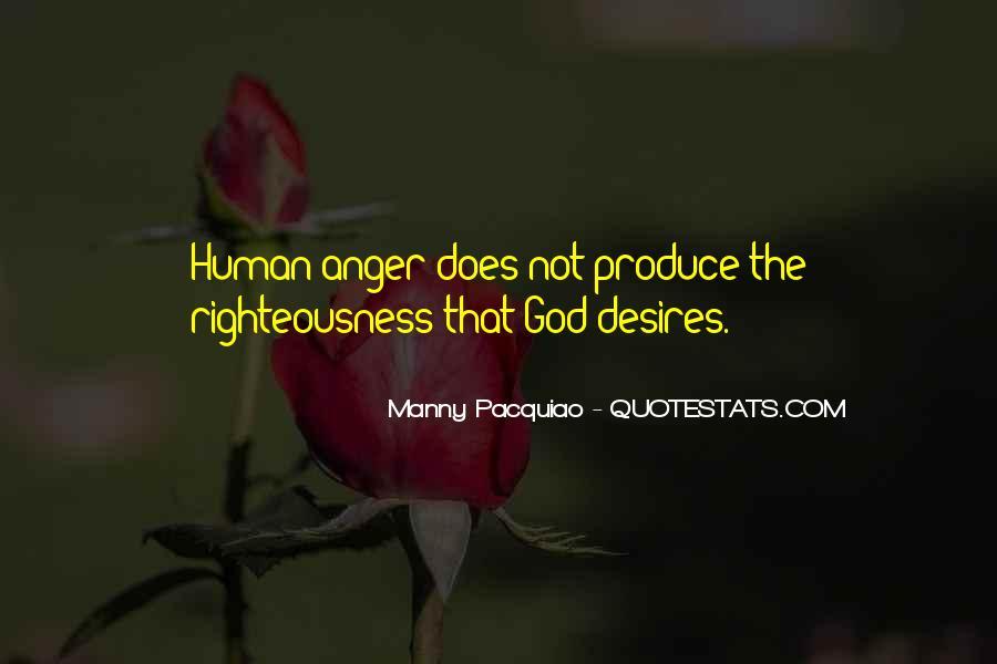 Human Desires Quotes #105897