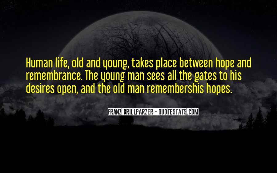 Human Desires Quotes #1136271