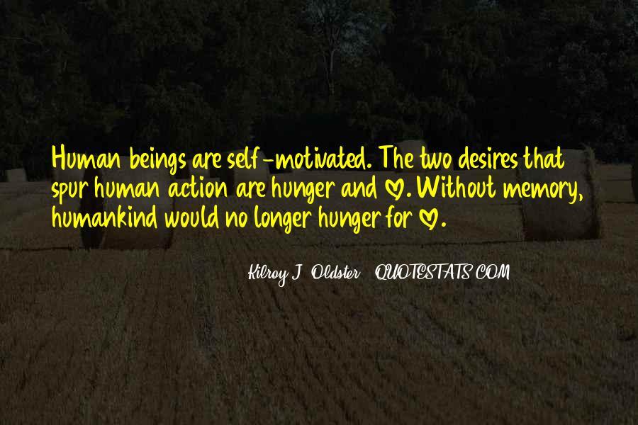 Human Desires Quotes #1149897