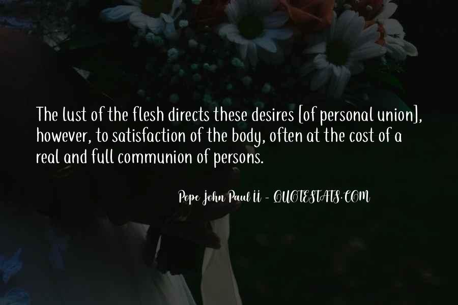 Human Desires Quotes #1158206