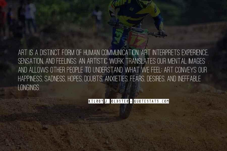 Human Desires Quotes #1201852