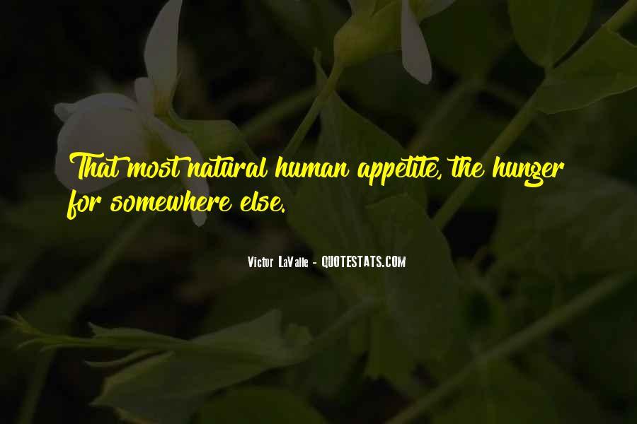 Human Desires Quotes #1349265