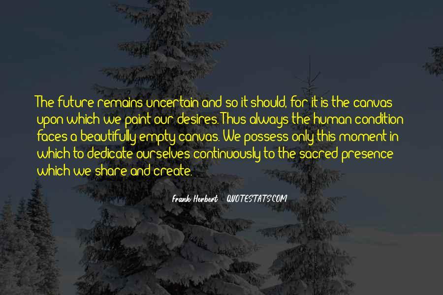 Human Desires Quotes #137641