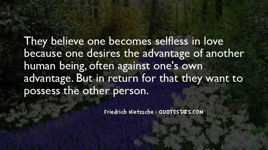 Human Desires Quotes #1402092