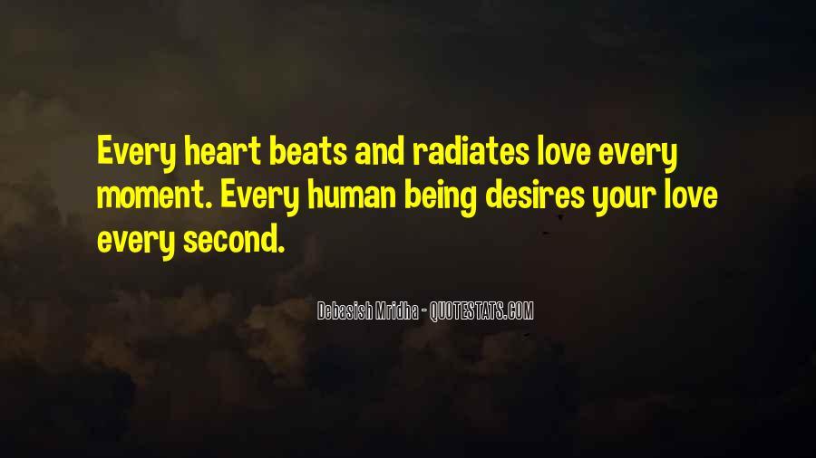 Human Desires Quotes #1433357