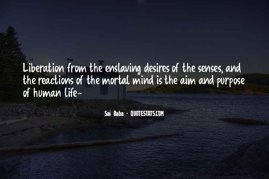 Human Desires Quotes #1463956