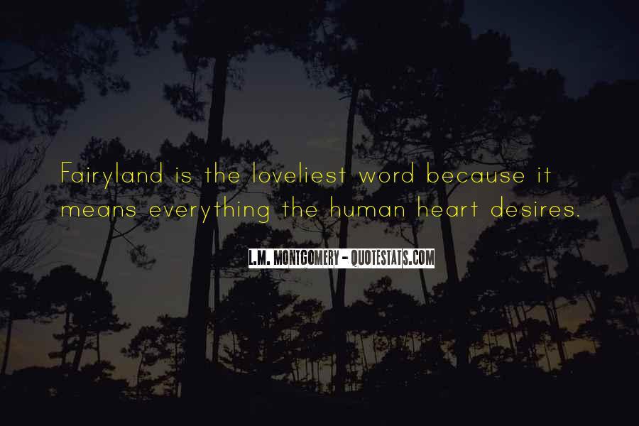 Human Desires Quotes #160187