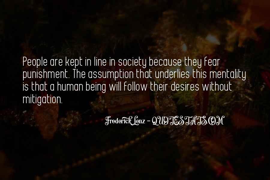 Human Desires Quotes #267154