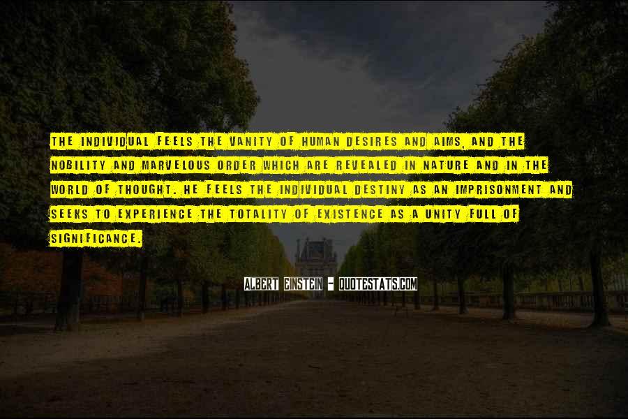 Human Desires Quotes #308307