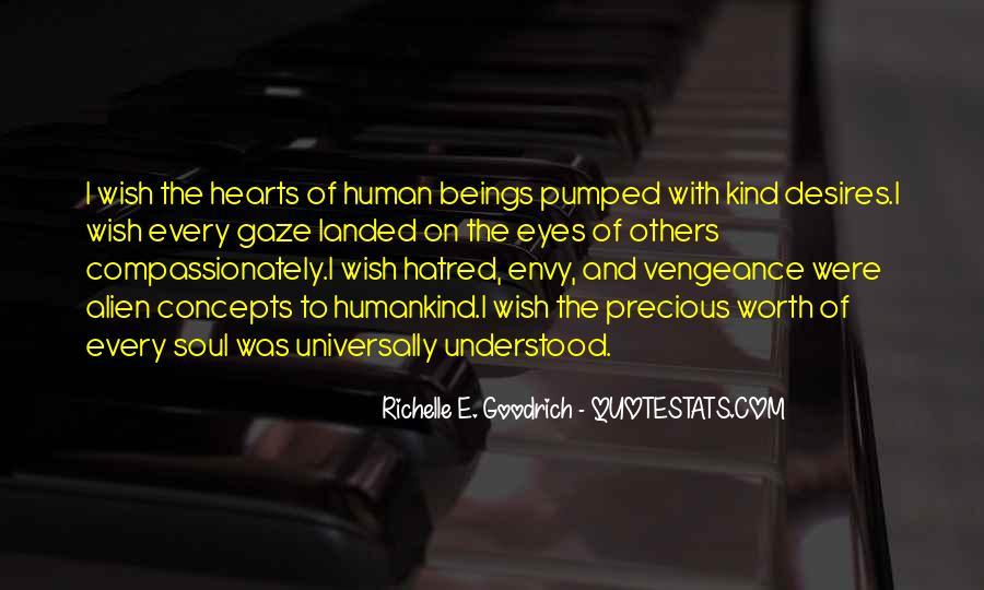 Human Desires Quotes #338899