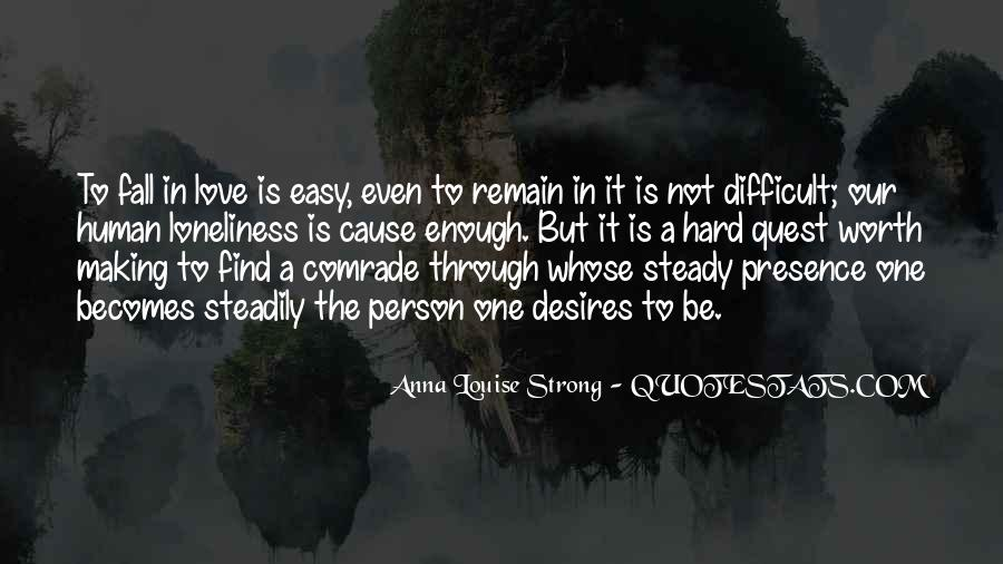 Human Desires Quotes #518306