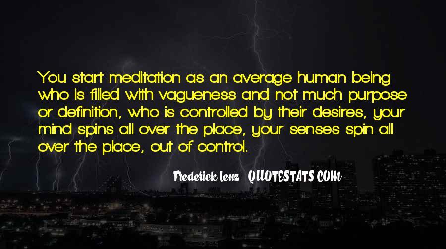 Human Desires Quotes #670283