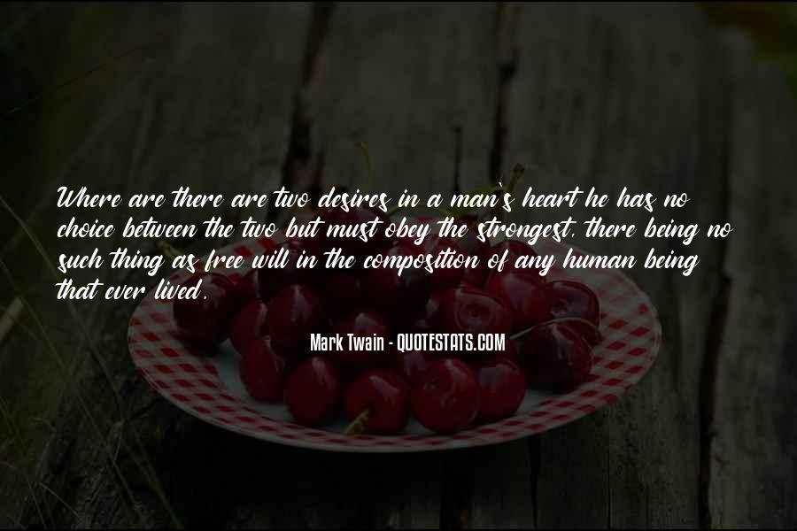 Human Desires Quotes #682176