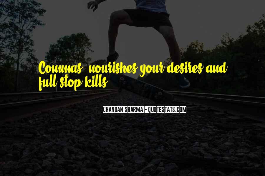 Human Desires Quotes #709533