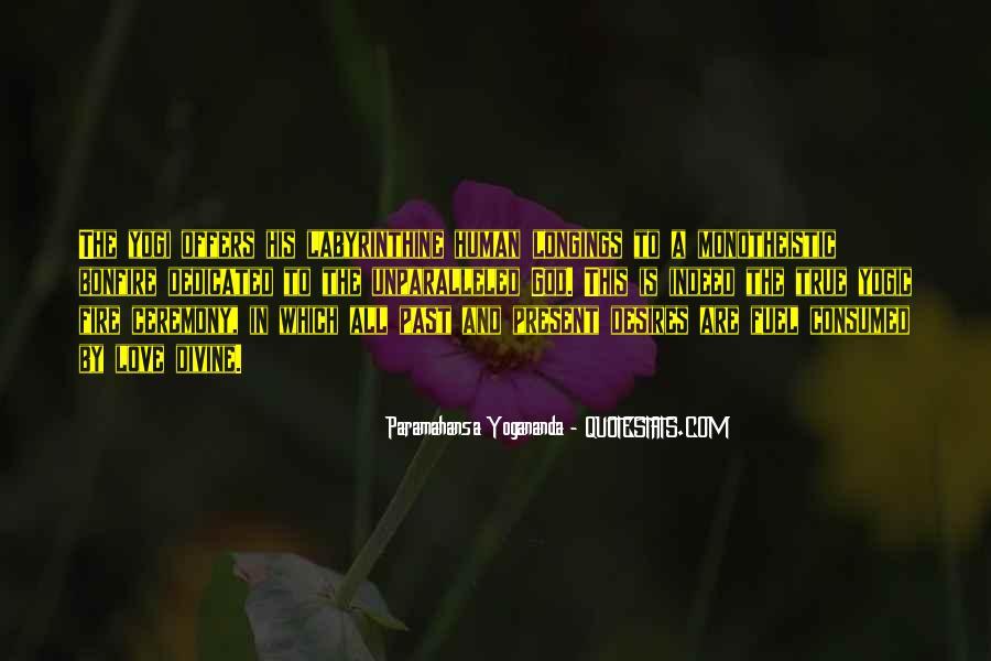 Human Desires Quotes #731231