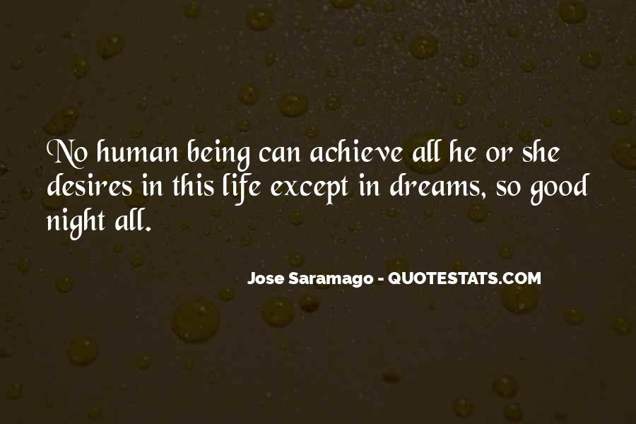 Human Desires Quotes #754832