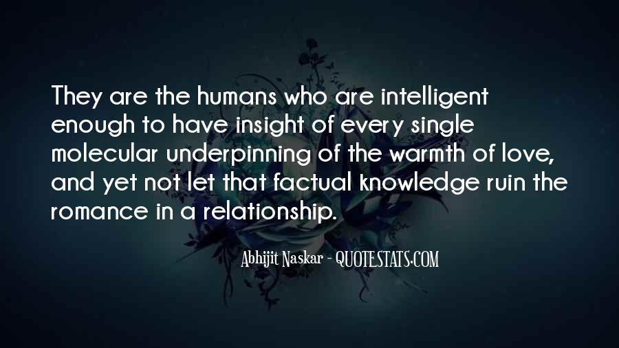 Human Feelings And Emotions Quotes #447284