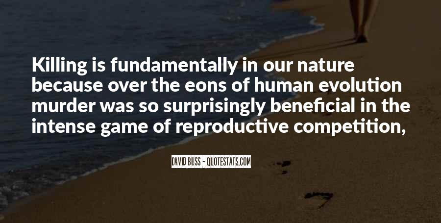Human Reproductive Quotes #472969