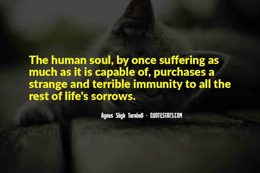 Human Right To Life Quotes #28859