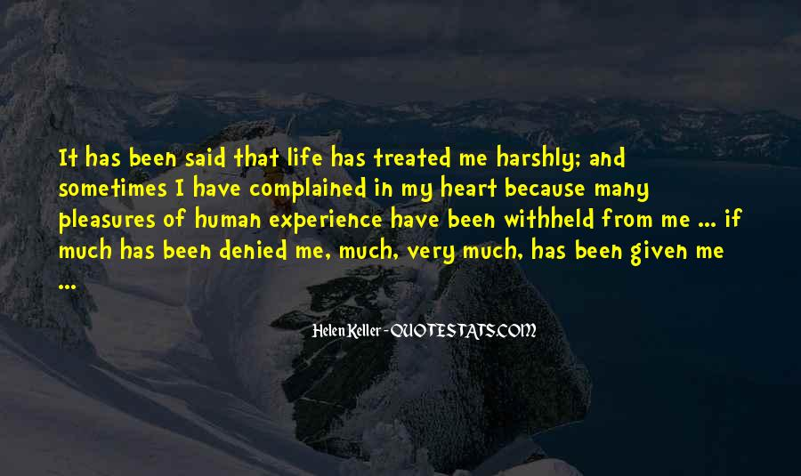 Human Right To Life Quotes #39457