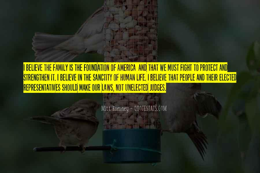 Human Right To Life Quotes #42723