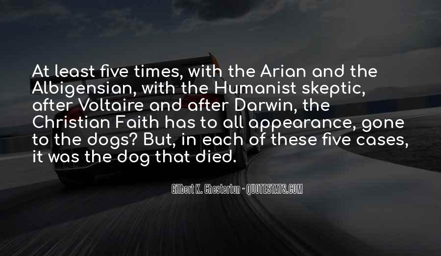 Humanist Quotes #1000734
