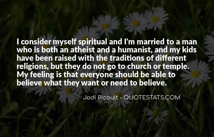 Humanist Quotes #1007642