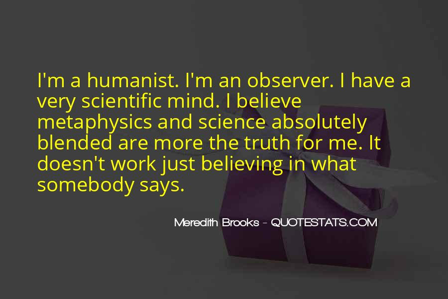Humanist Quotes #10115