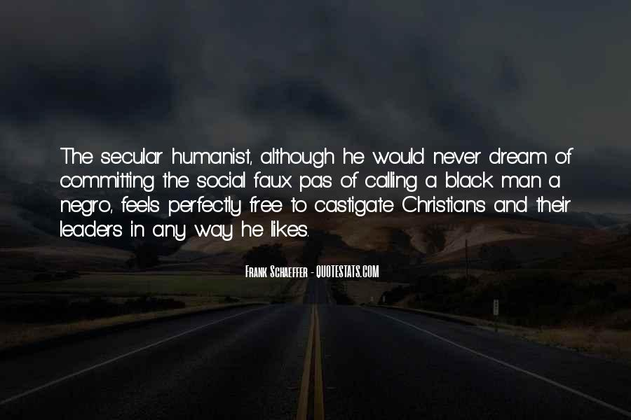 Humanist Quotes #1134208