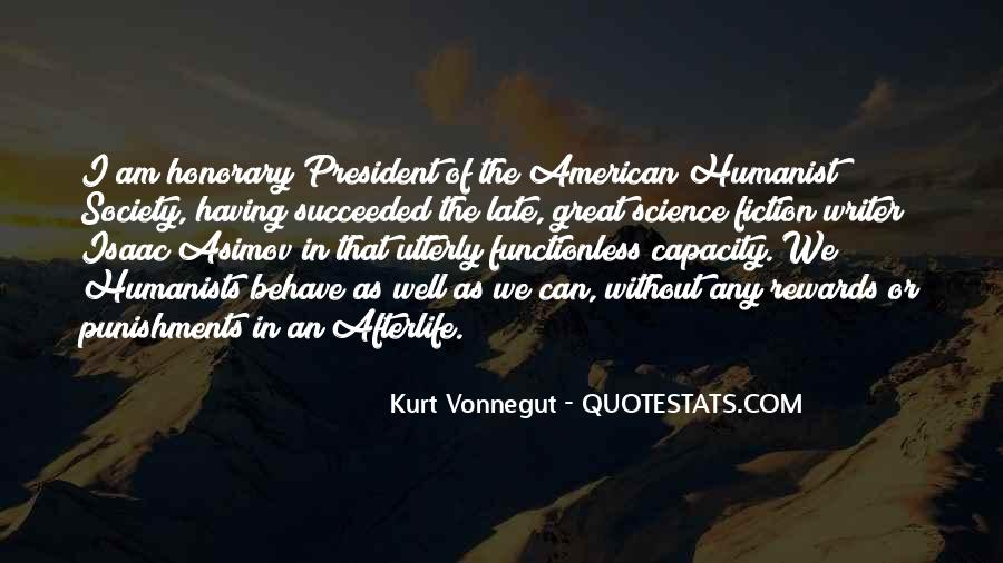 Humanist Quotes #1250898